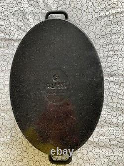 Alessi Officina 90108 La Cintura di Orione, Large Oval Cocotte/Casserole