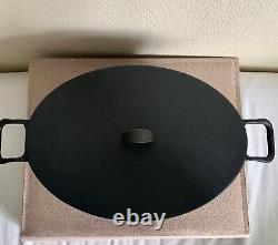 Alessi Officina La Cintura di Orione Cast Iron Oval Cocotte Great Condition