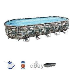 Coleman 26'x52 Power Steel Above Ground Pool ORLANDO FLORIDA LOCAL PICK UP