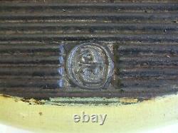 Coucances Doufeu #16 Cast Iron Yellow Enameled 6 Qt Oval Dutch Oven