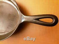 Griswold Cast Iron No. 15 Oval Skillet Large Pattern # 1013 kettle oven dutch