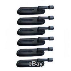 Kenmore Grills Oval Style Cast Iron Burner 14 X 3 3/8 (6) Pack Burner CIKO2