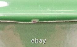 Le Creuset Cast Iron #31 Oval Dutch Oven Casserole w / Lid 6.75 Quart Fennel NEW