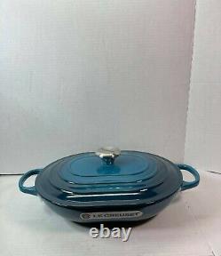 Le Creuset Enameled Cast Iron Signature Oval Casserole