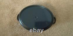 Le Creuset Oval Dutch Oven 5 QT Matte Black