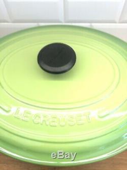 New Le Creuset Palm 7.5l 8qt # 33 Oval Dutch Oven Casserole