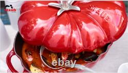 Staub Tomato Cocotte Special Cocottes 25cm