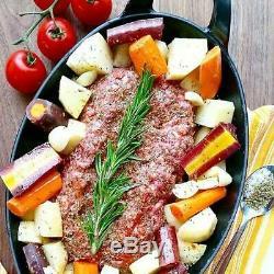 Staub cast iron 4.25-quart Vegetable Cocotte black matte