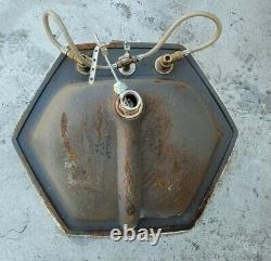 Vintage Kohler Drop in Cast Iron Sink 2904 Bathroom Oval Bath White