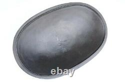 Vintage Wager Sidney O No 4 Cast Iron Oval Roaster Excellent Cond circa 1920